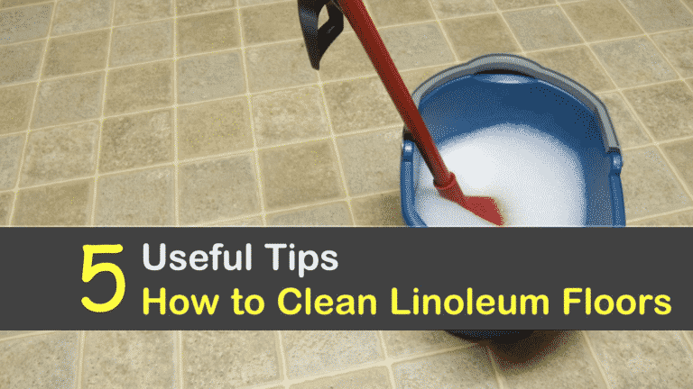 How to Clean Linoleum Floors Like A Pro by Yourself