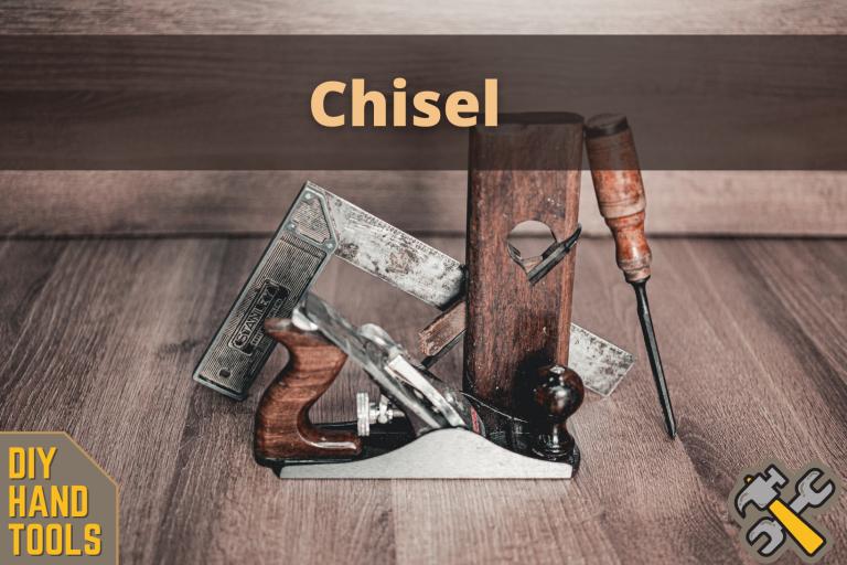 Chisel Basics (Hand Tools DIY)