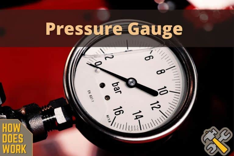 How does a Pressure Gauge work?