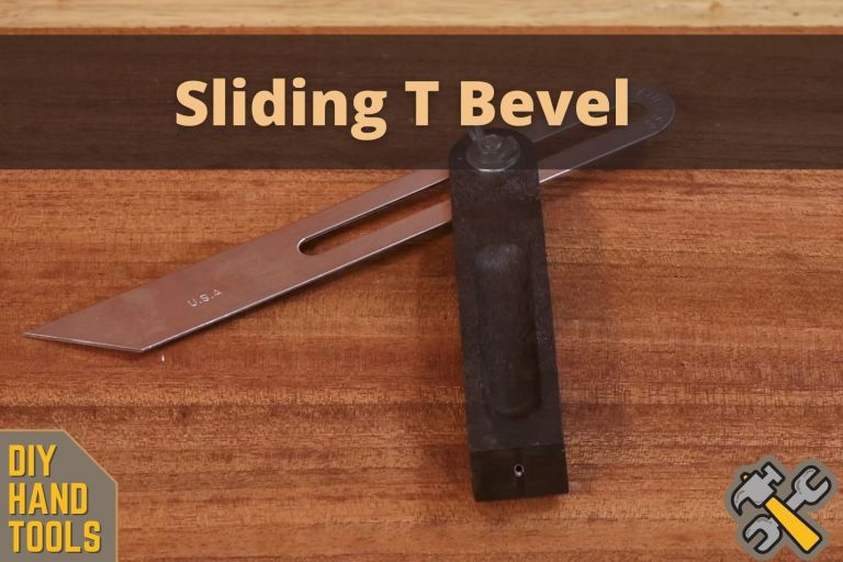 Sliding T Bevel Basics (Hand Tools DIY)