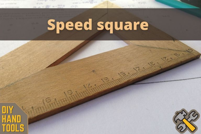 The basics on Speed Square (Hand Tools DIY)