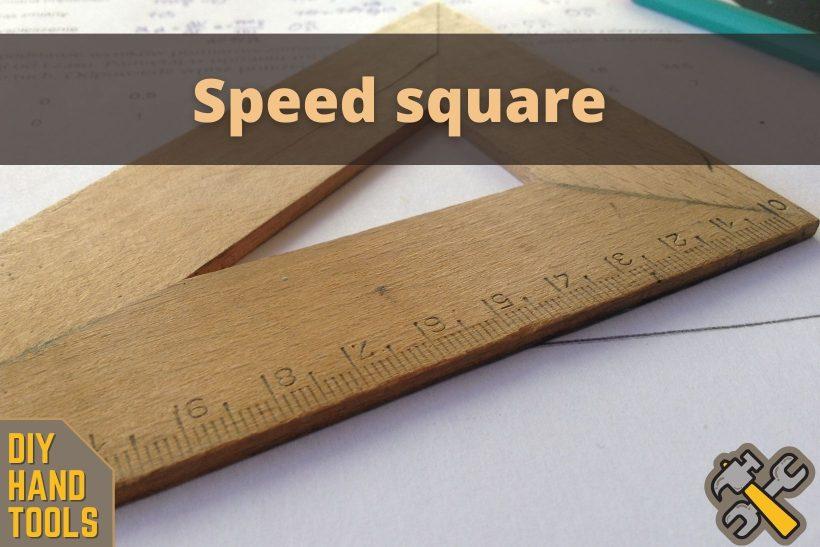 The basics on Speed Square (Hand Tools DIY)