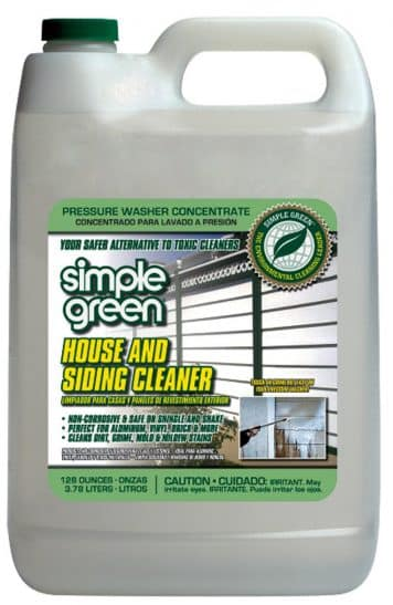 Simple Green Home & Siding Cleaner