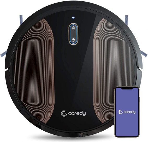 Coredy Robot R580 Vacuum Cleaner
