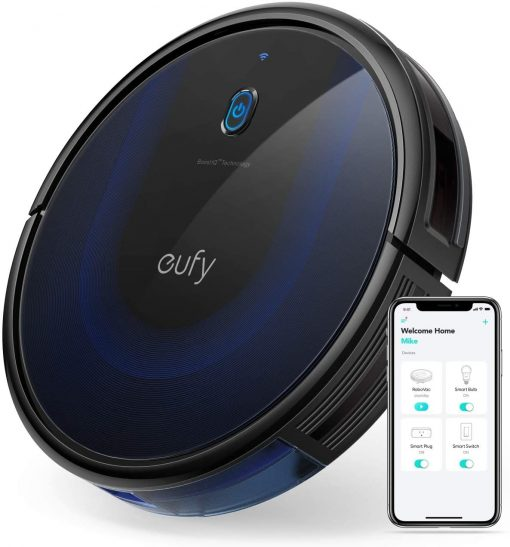 Eufy Robot wi-fi Connected Vacuum Cleaner