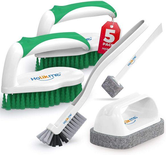 Set Of 5 Holikme Deep Washing Brushes