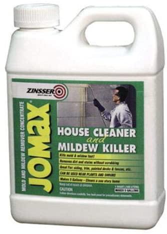 Zinsser 60104 Jomax House Cleaner and Mildew Killer