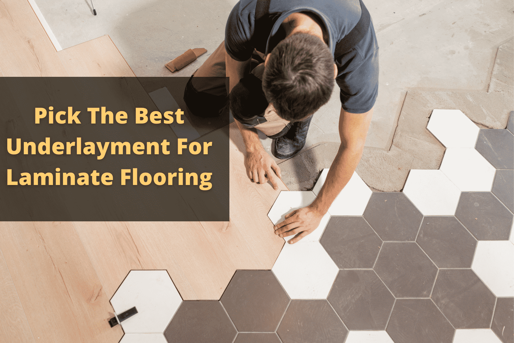 Underlayment For Laminate Flooring, What Is The Best Underlayment For Laminate Flooring