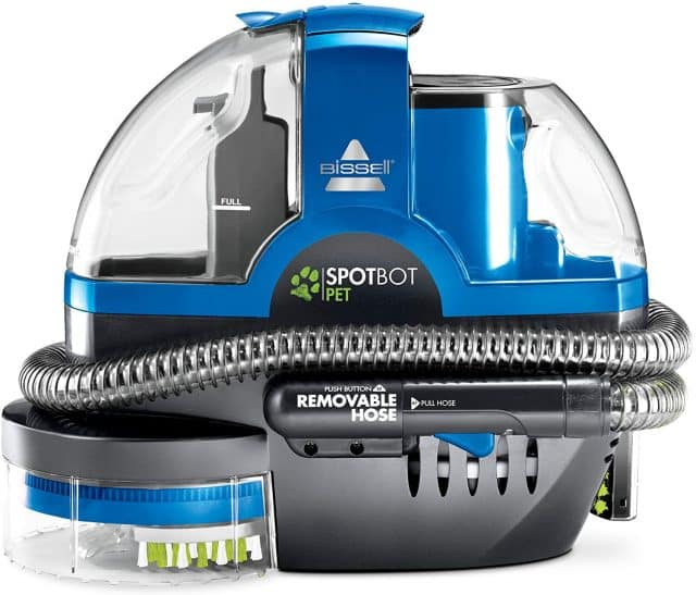 Spotbot Pet Mobile Vacuum Cleaner By Bissell