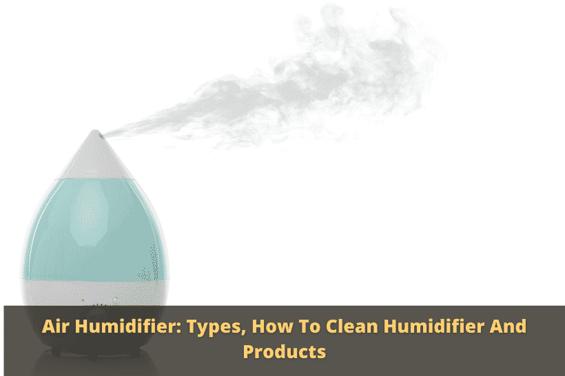 Air Humidifier: Types, How To Clean Humidifier And Products