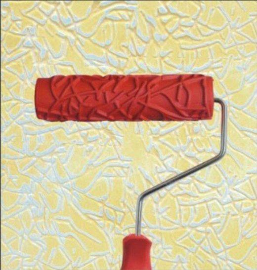 Canjoyn Paint Decorative texture Rubber Roller