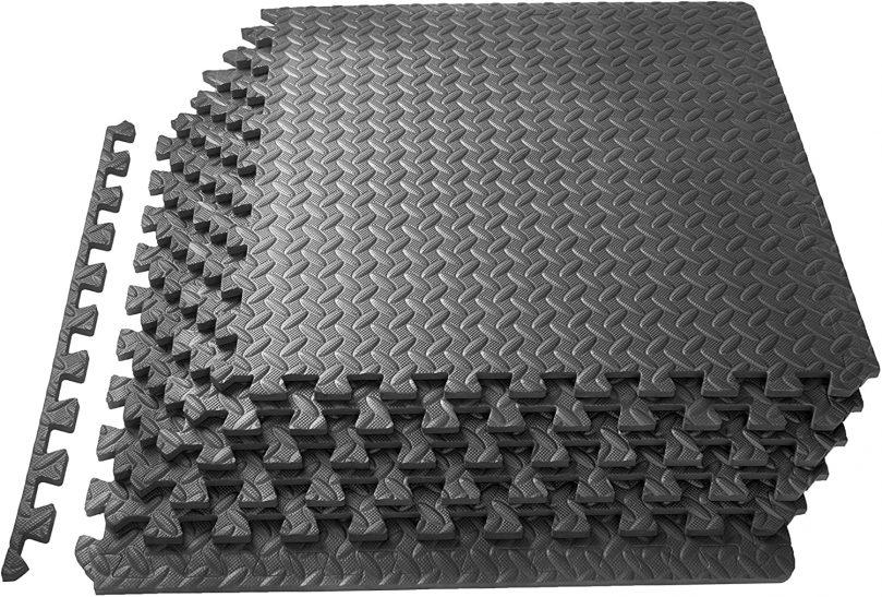 Prosource Fit Puzzle Tiles Flooring