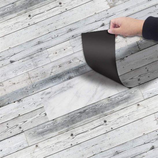 Self-adhesive Flooring Tiles- Vinyl Waterproof Tiles