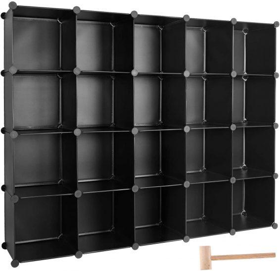 TUMUCUTE Closet Cube Storage