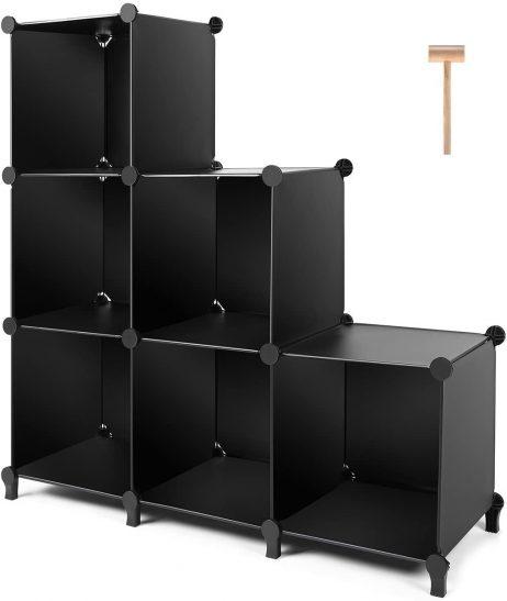 Tomcare Closet Modular Book Organizer
