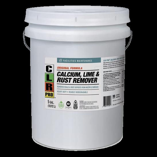 Calcium Lime Rust Remover (CLR)