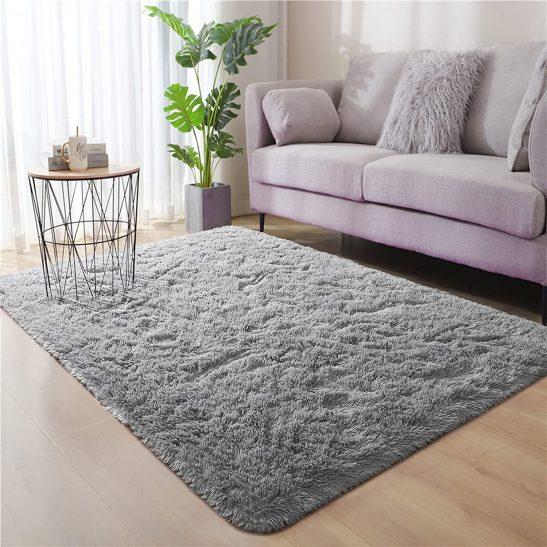 Unirea Premium Fluffy Soft Shaggy Carpet