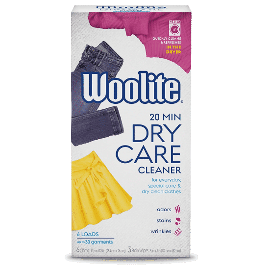 Woolite Dry Cleaner for the Home