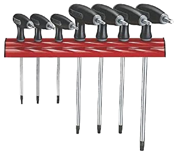 36 Pack - Metric Allen Wrench Set SAE Wrenches with Ball End  Hex Key Short Arm