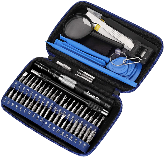 BEST FOR REPAIRING ELECTRONICS Electronic Repairing Tool Kit from Syntus