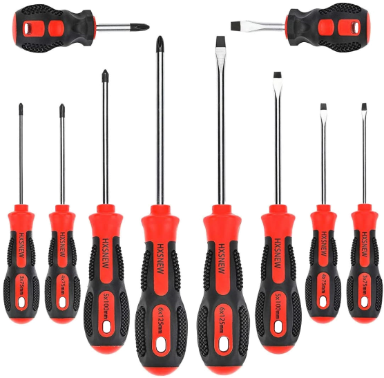 MAGNETIC SET OF THE HIGHEST QUALITY Magnetic Screwdriver Set HXSNEW