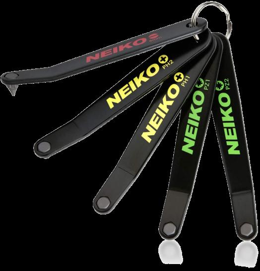 THE PERFECT LOW-PROFILE SET 01323A Neiko